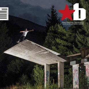 Charge skateboards commercial / BOARD MAG no.160
