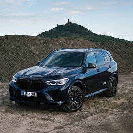 BMW X5M Competition