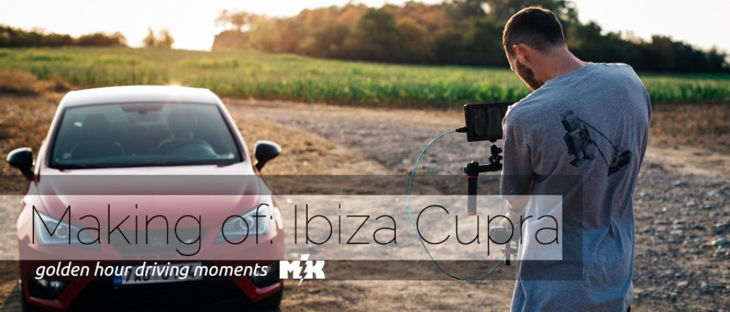 MAKING OF: Ibiza Cupra video